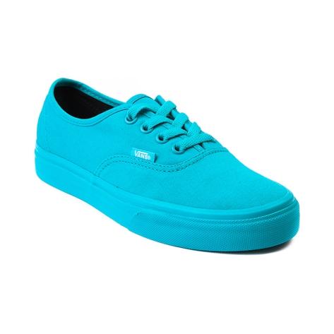 Vans Authentic Skate Shoe Turquoise
