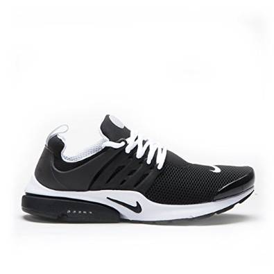 e177b5fa22373 Amazon.com: nike air presto BR QS mens running trainers 789869 sneakers  shoes (XXS uk 6-7 us 7-8 eu 40-41, black white 001): Sports & Outdoors