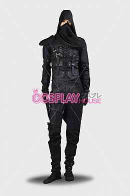 Garrett cosplay costume version 01
