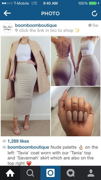 skirt kim k long skirt ankle skirt