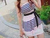 dress,pink dress,black dress,blue dress,white dress,cute dress,style,summer dress,shorts,striped dress,skirt,top,pink,blue,white,tumblr
