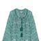 Talitha ottoman blouse