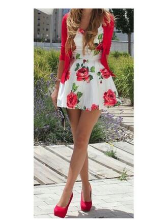 dress flowers dress floral dress