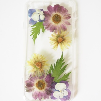 phone cover summer summer handcraft floral trendy gift ideas flowers floral phone case floral phone accessories gossip girl