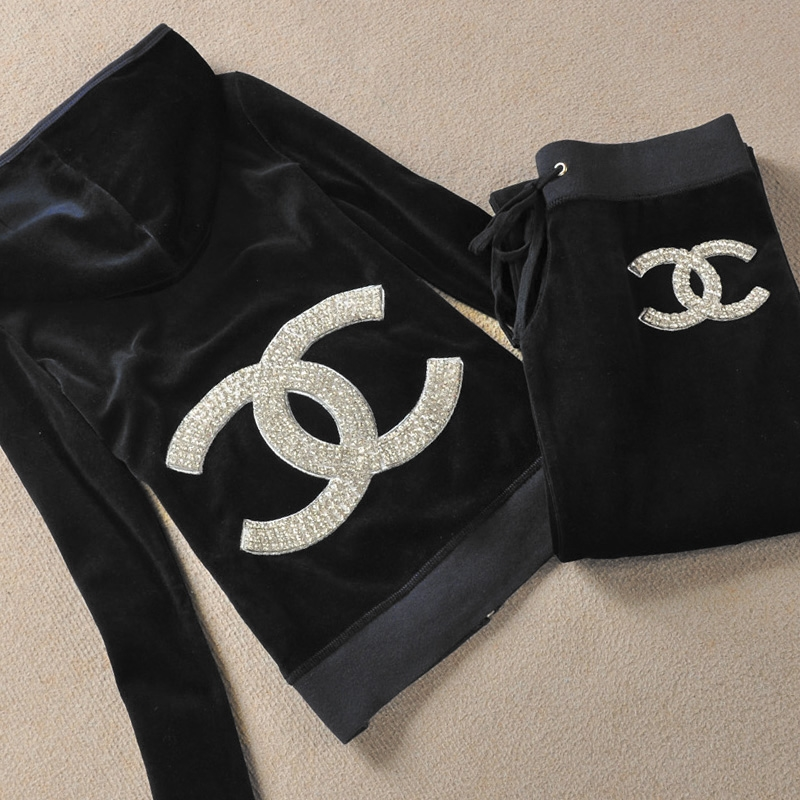 Chanel tracksuit shop for chanel tracksuit on wheretoget