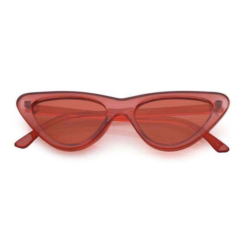 Colorful Cat Eye Fashion Sunglasses - Sunglass Holic
