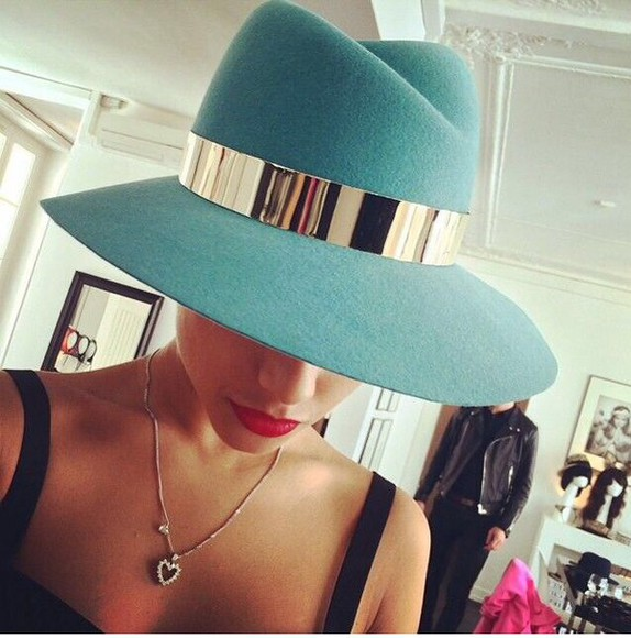 classy hat hat fashion style