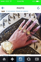 jewels,gold ring,big rings