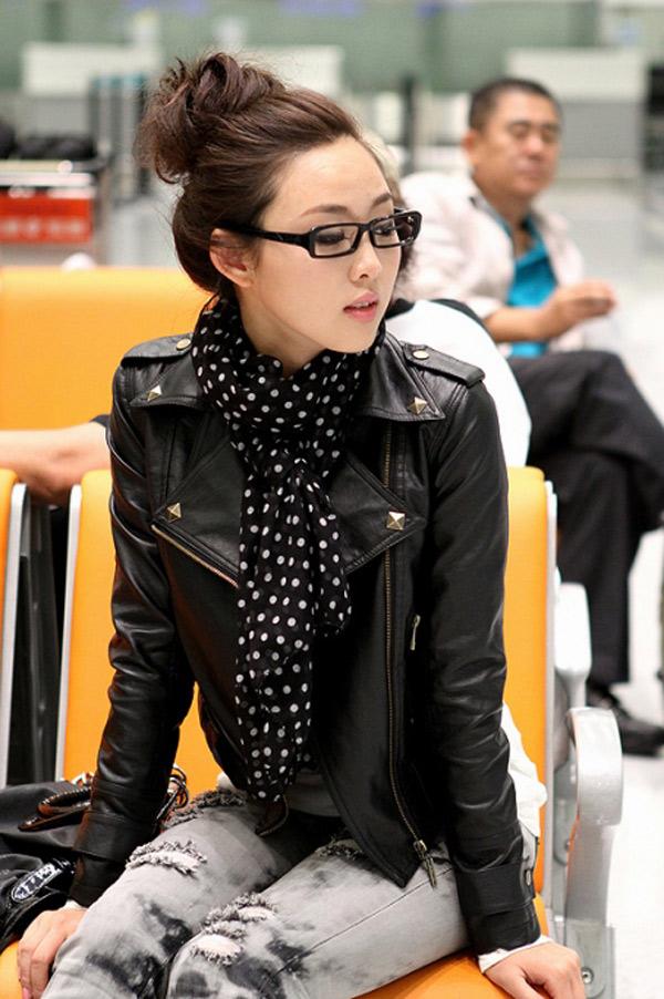 Fashion womens lady faux pu leather rivets slim jackets biker coats eub shipping