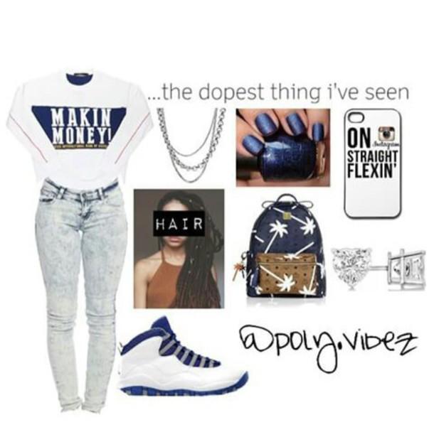 blouse shirt jeans pants dress jewels sunglasses phone cover