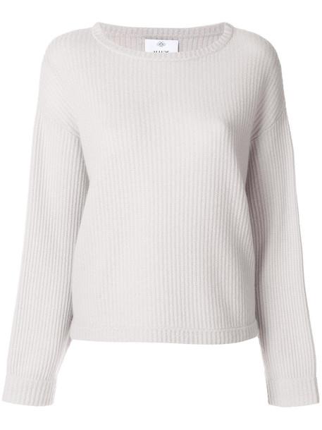 Allude jumper women nude sweater