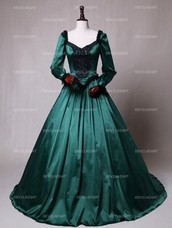 dress,devilnight,victorian dress