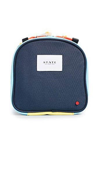STATE bag navy green