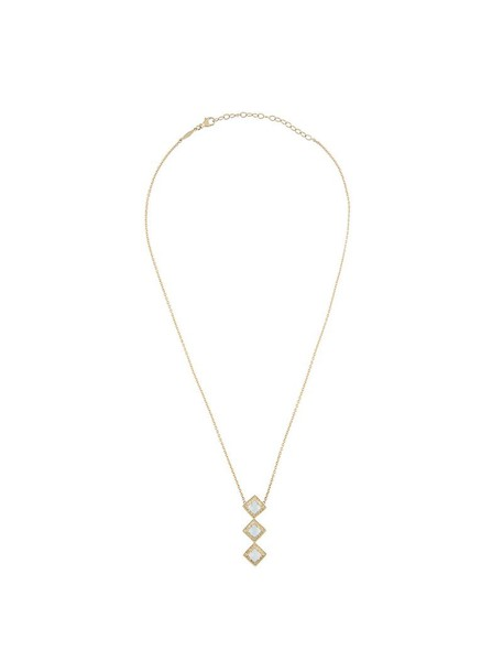 Jacquie Aiche women triple necklace gold jewels