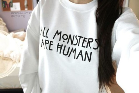 sweater pull american horror story