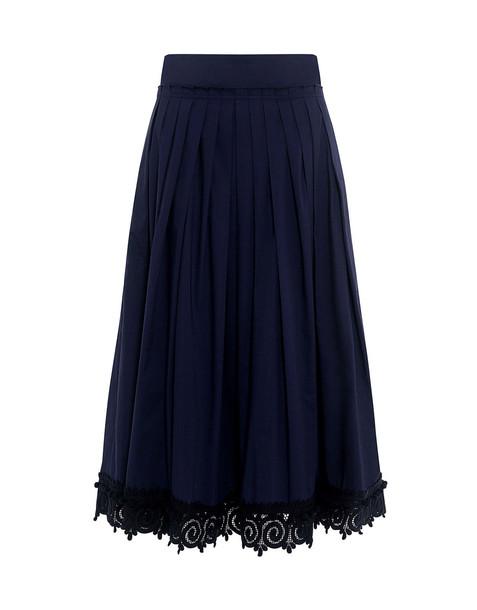 DEREK LAM 10 CROSBY skirt midi skirt midi lace