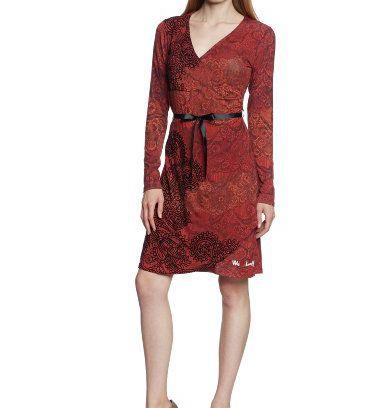 New arrival fashion 2014 Desigual women's sexy v-neck one-piece full dress free shipping | Amazing Shoes UK