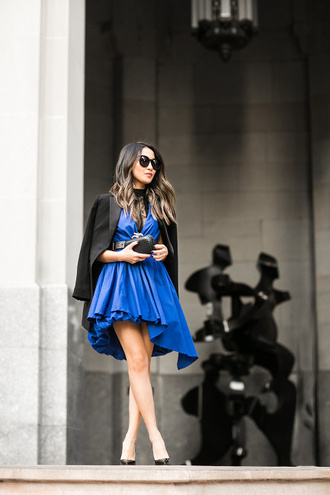 wendy's lookbook blogger jacket dress shoes bag sunglasses belt