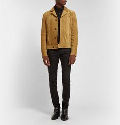 Designer leather jackets on MR PORTER