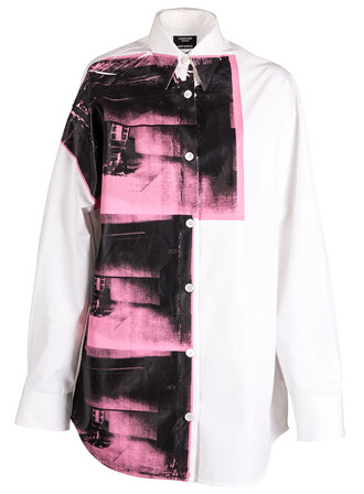 dress shirt dress multicolor