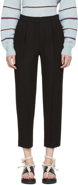 See by Chloe black pants