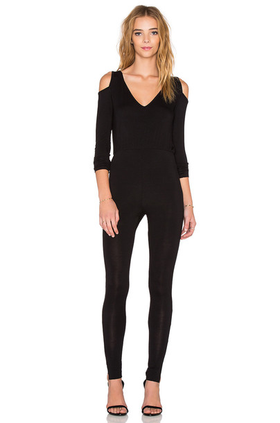 CLAYTON jumpsuit black