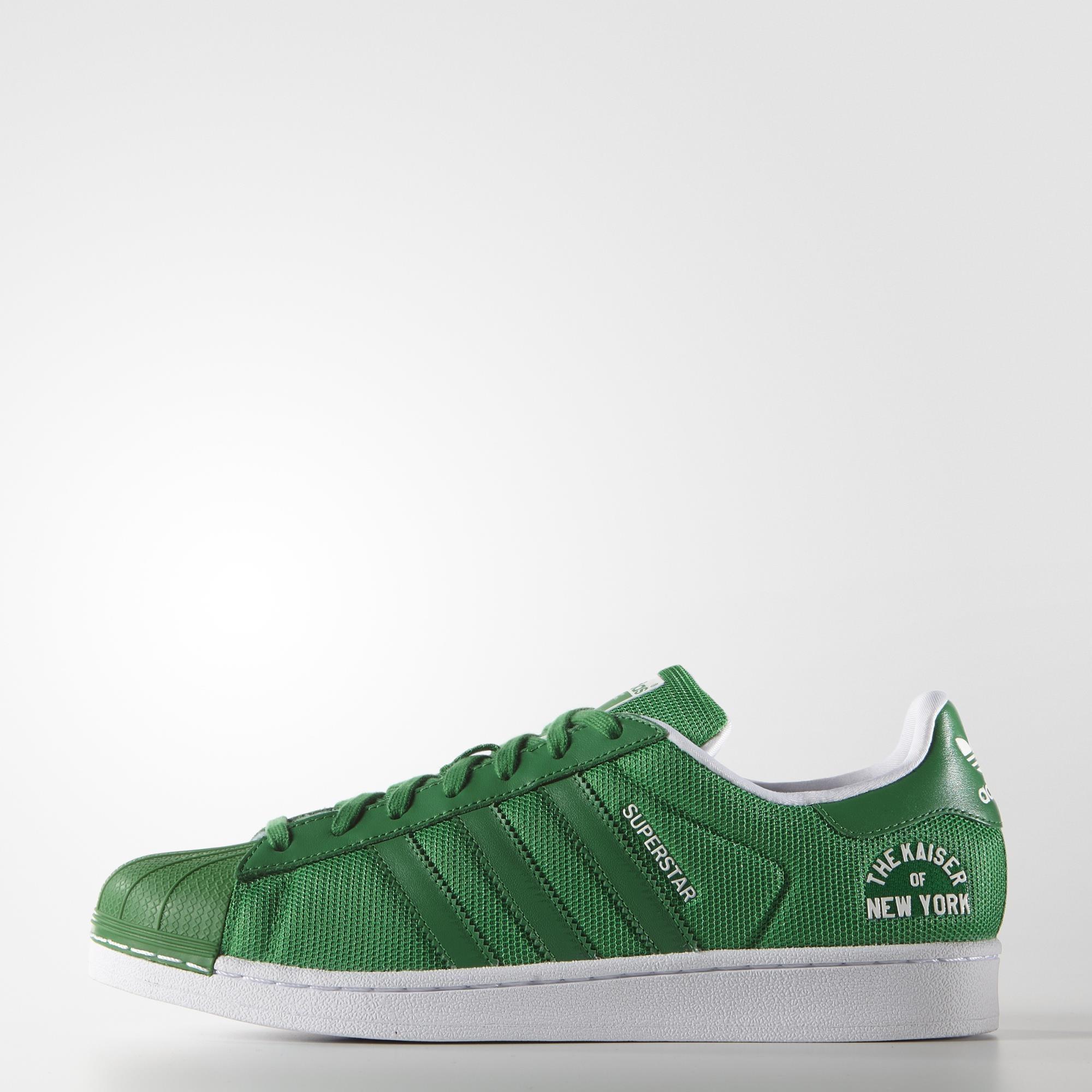 1c7d1e29d2c76 Chaussure Superstar Beckenbauer - vert adidas   adidas France