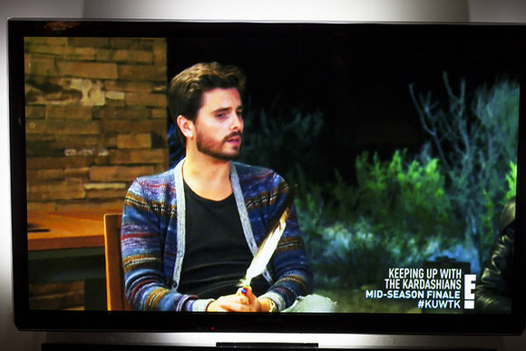 cardigan sweater celebrities scott disick