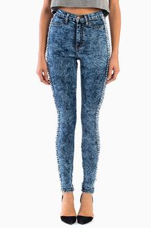 Break It Side Down Jeans $84