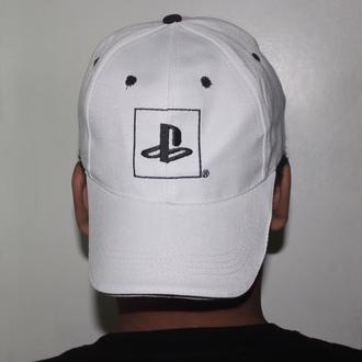snapback cap mens accessories playstation monochrome plystation