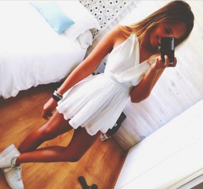 White dress women 2015 new fashion casual dress sexy strapless women dress evening party bodycon mini dresses vestidos femininos
