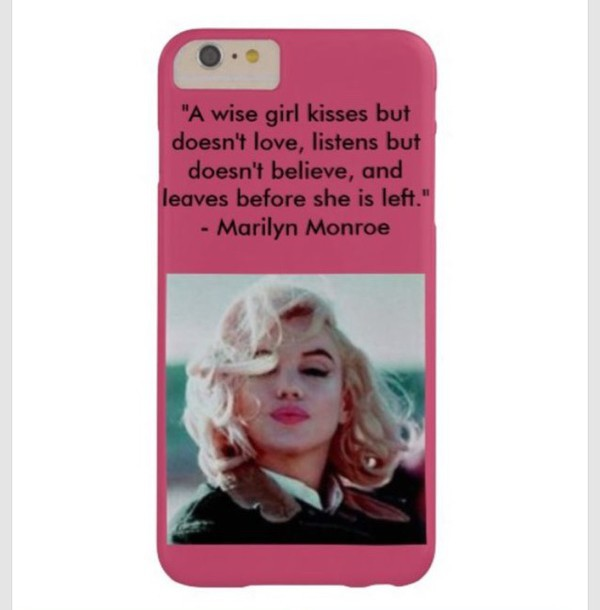 phone cover marilyn monroe iphone