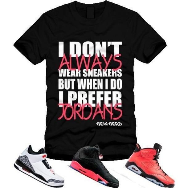 shirt jordans