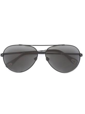sunglasses aviator sunglasses black