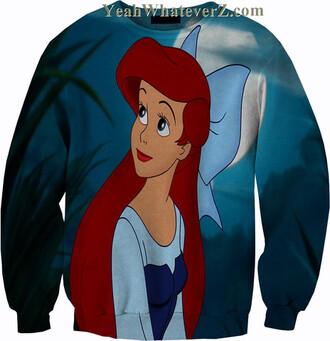 ariel ariel the little mermaid the little mermaid sweater ariel little mermaid bikini purple green scales disney princess disney princesses ariel sirenetta disney disney princess workout tanks disney prince disney princess exercise shirt disney princess clothing disney prince and princess