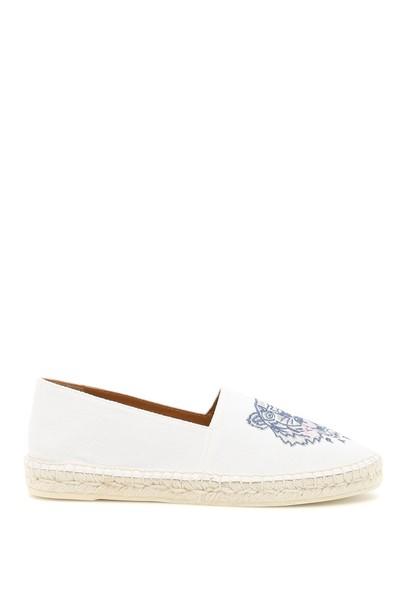 Kenzo classic tiger espadrilles shoes
