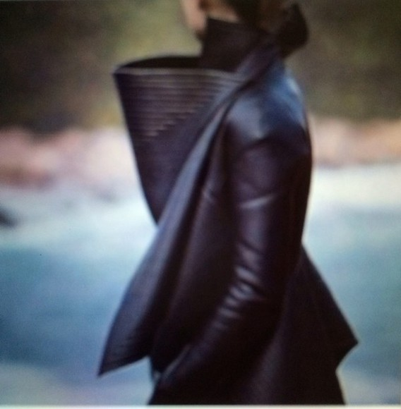 long blouse leather jacket fashion fall jacket winter boots