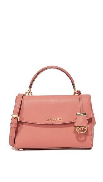 satchel rose bag