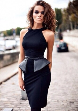 dress think positive black dress black boho dress prom dress little black dress details leather outfit outfit idea fall outfits tumblr outfit girly wishlist dope wishlist winter outfits cocktail dress business casual dress clubwear club dress tumblr clothes
