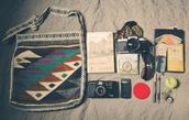 bag,South western woven bag,navajo
