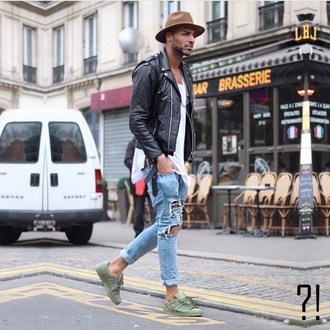 jeans menswear ripped jeans hipster menswear shoes