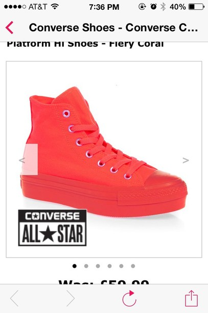905b2ee1e96 shoes pink converse hot pink converse high top sneakers all pink pink pink  allstars