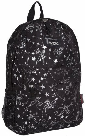 Amazon.com: Track USA By Triple Gear Black Unicorn 16.5-inch Multipurpose Backpack: Clothing