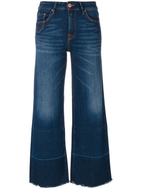 Don't Cry - wide leg jeans - women - Cotton/Spandex/Elastane/Polyester - 25, Cotton/Spandex/Elastane/Polyester