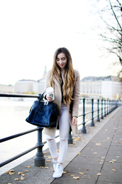 flirting with fashion,blogger,coat,shirt,jeans,shoes,bag,jewels