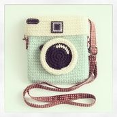 bag,instagram,phone cover,camera,cover,acessories,lovely,camera bag