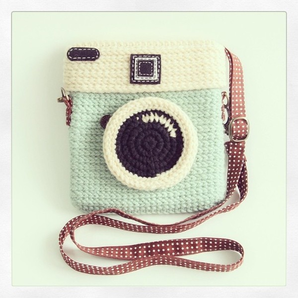 bag instagram phone cover camera phone cover cover acessories lovely camera bag