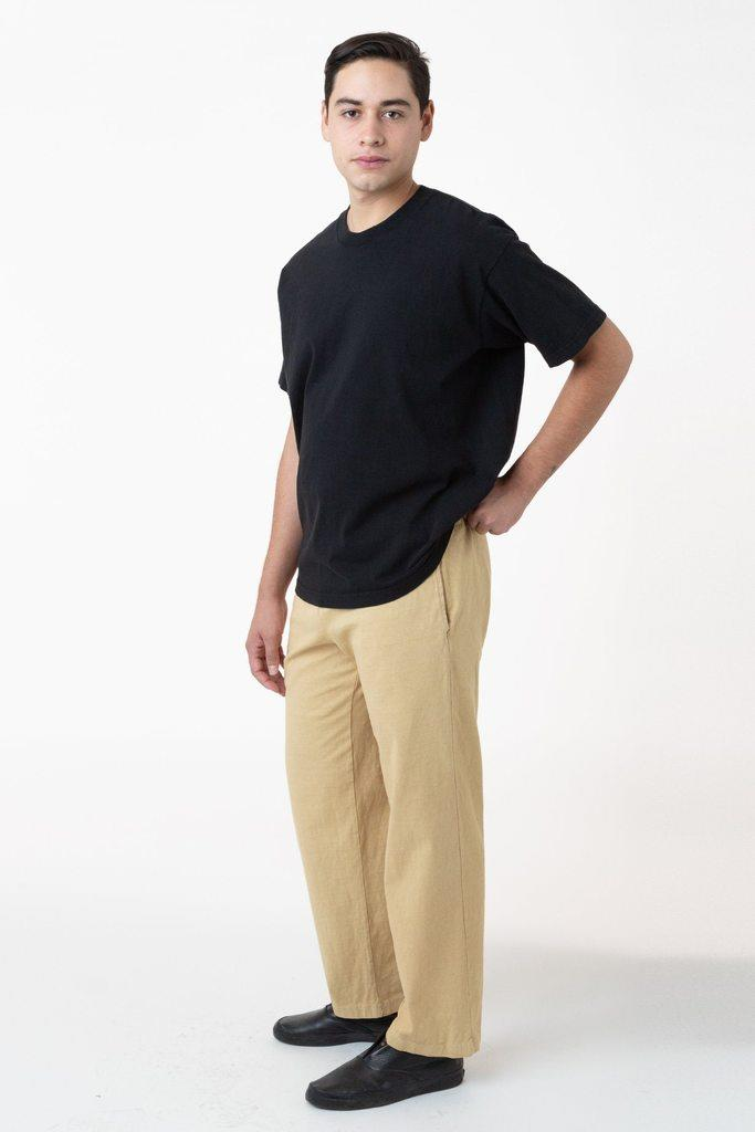 1204GD - Men's Heavy Jersey Garment Dyed Casual Pant