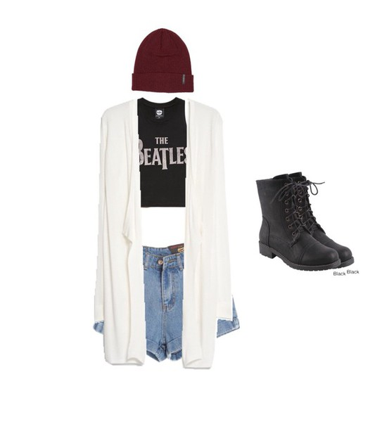 top the beatle muscle tee