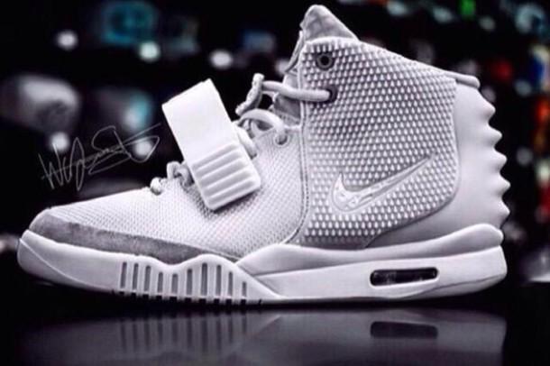 shoes yeezus